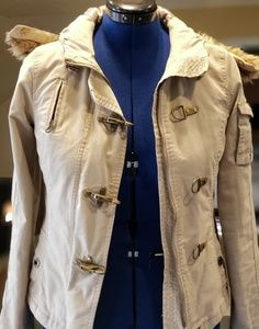 Old Navy quilt lined cotton coat